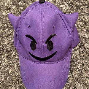 Emoji hat